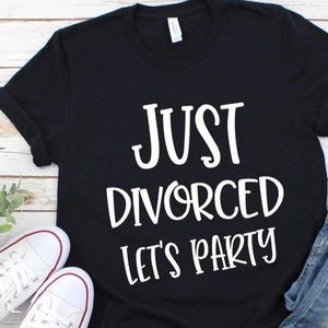 Just divorced 😂